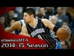Les highlights du duo Nikola Vucevic (37 pts, 17 rbds) – Tobias Harris (25 pts, 12 rbds)