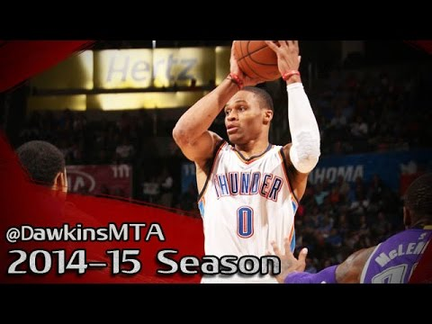Les highlights du duo Rusell Westbrook (27 pts, 10 asts) – Enes Kanter (25 pts)