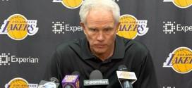 Draft: Les Lakers vont «probablement» conserver leur second choix