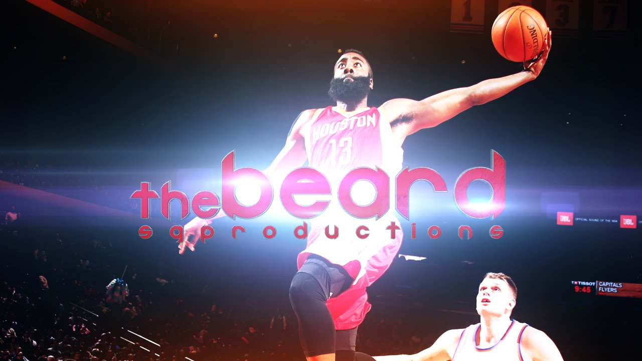 Mix: James Harden – The Beard