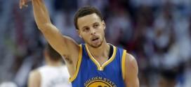 Stephen Curry (39 pts) envoie les Pelicans en vacances !