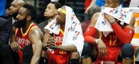 Les «papys» des Rockets font le boulot