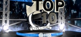 Top 10 CourtCuts: alley-oop renversé pour Anthony Brown; Le scotch de Tafari Toney