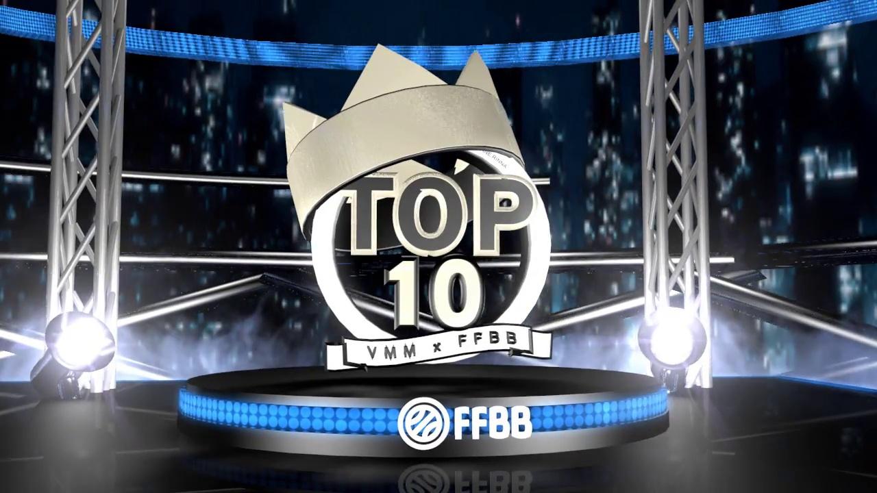 Top 10 CourtCuts: le 180 d'Alan-Michael Thompson; Le poster de Shane Walker