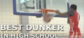 Vidéo: Derrick Jones, meilleur dunkeur de High School ?