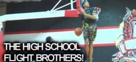 Vidéo: les lycéensTerrance Ferguson, Mark VitaletBilly Preston s'envoient en l'air