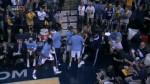 Vidéo: Quand le banc des Grizzlies chahute Tony Allen en plein match