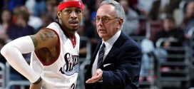 Allen Iverson: 99% des altercations avec Larry Brown c'était de ma faute