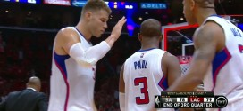 Chris Paul met un gros vent à Blake Griffin