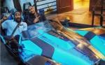 Boris Diaw et Ronny Turiaf s'éclatent au volant d'une Dash Mobile