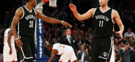 Brook Lopez et Thaddeus Young re-signent aux Brooklyn Nets