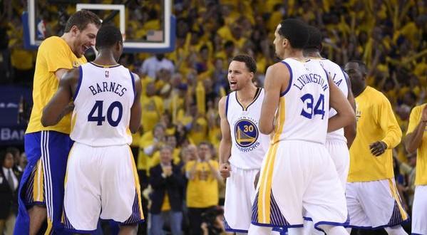 Golden State rejoint Cleveland en Finales NBA !