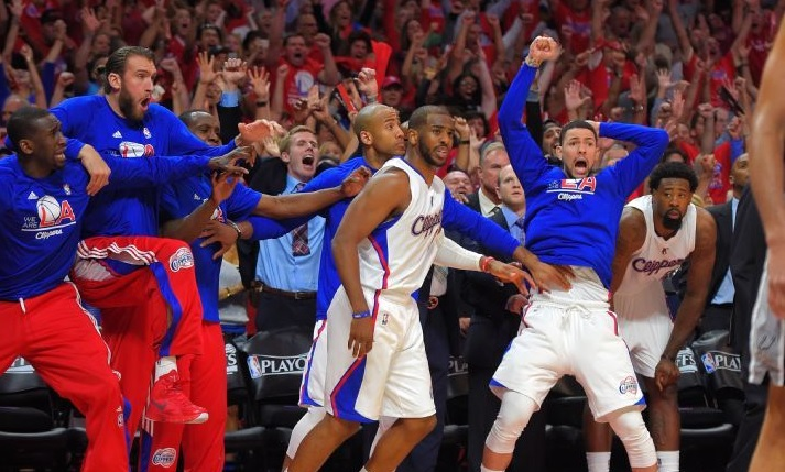 Chris Paul et les Clippers