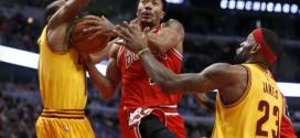 Derrick Rose pense que les Bulls sont mieux armés que dans le passé face à leur bête noire
