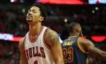 Derrick Rose bulls lebron