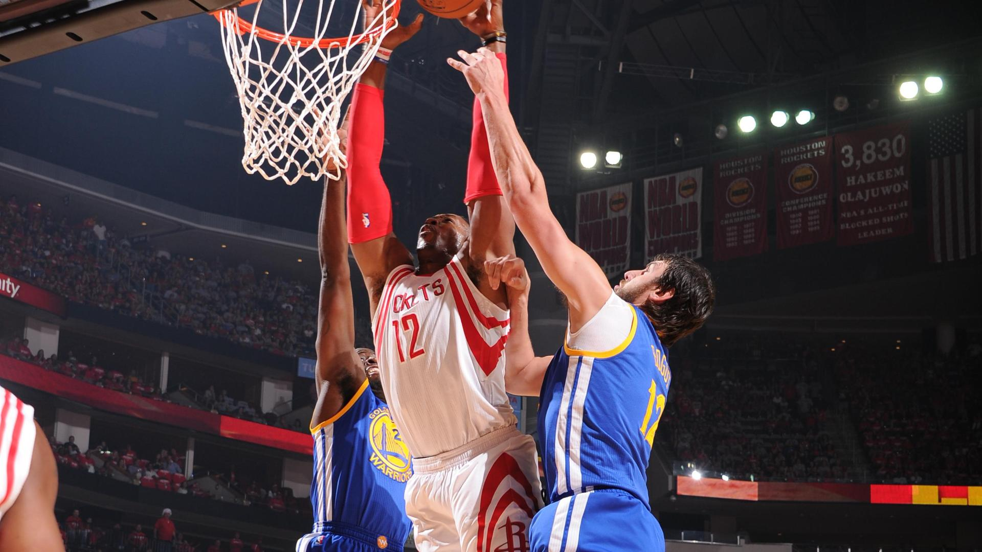 Dwight Howard dunk