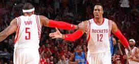 Les Rockets bossent leurs lancers francs