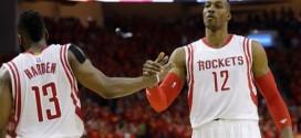 Dwight Howard considère James Harden comme le meilleur shooteur gaucher de l'histoire
