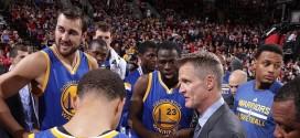 Les Warriors veulent donner le coup de grâce aux Rockets dès aujourd'hui