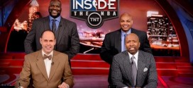 TNT re-signe Shaquille O'Neal, Charles Barkley et Kenny Smith