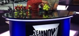 Jahlil Okafor peut tenir 13 balles de tennis dans une main !