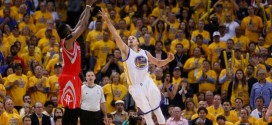 Stephen Curry vs James Harden: duel au sommet