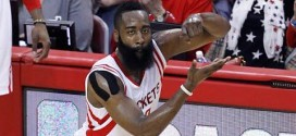 Les highlights de l'énorme game 4 de James Harden: 45 points et 9 rebonds