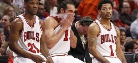 Un entraînement spécial à l'origine de la raclée infligée par les Bulls
