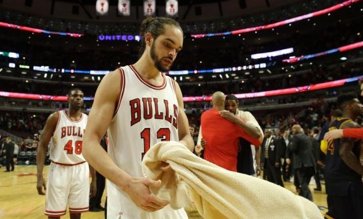 Joakim Noah bulls