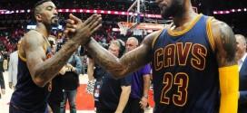 Chiffres du jour: LeBron James subtilise un record à Michael Jordan; Première pour les Cavs