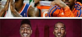 Jr Smith tacle les Knicks