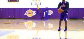 Les Lakers vont construire un nouveau centre d'entraînement