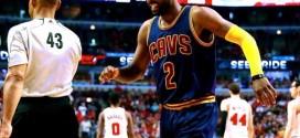 Kyrie Irving aggrave sa blessure au genou mais souhaite jouer le game 2