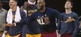 LeBron James : Le coup de maître
