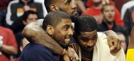 Kyrie Irving: je suis devenu fan de LeBron James