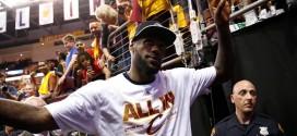 LeBron James : le boulot n'est pas terminé