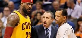 David Blatt admet que tout n'est pas tout rose dans sa relation avec LeBron James