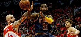 Top 5: LeBron James régale ses coéquipiers