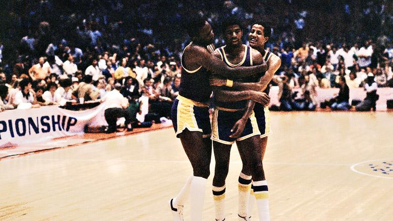 Magic Johnson 1986