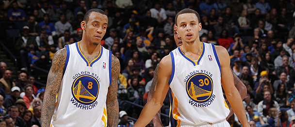 Monta Ellis - Stephen Curry