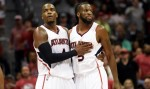 Paul Millsap DeMarre Carroll