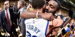 Stephen Curry et James Harden