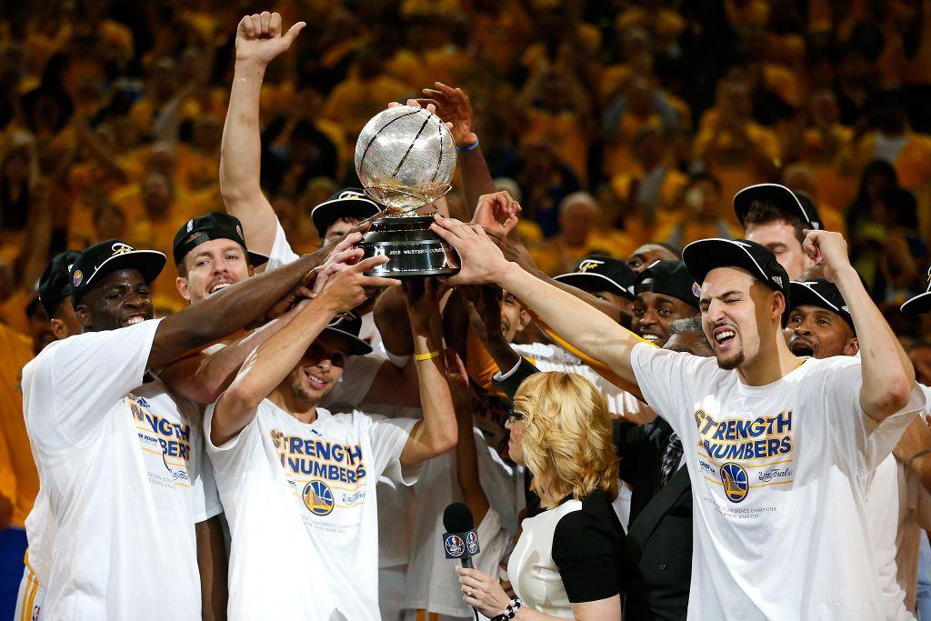 Stephen Curry et les Warriors