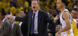 Steve Kerr sur ses joueurs: Ils vont se battre comme des fous