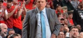 Tom Thibodeau viré par les Chicago Bulls !