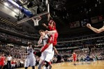 Tracy McGrady poster dunk sur Shawn Bradley