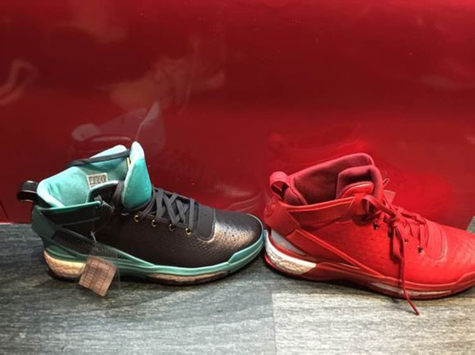 adidas d rose 6 red