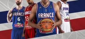 adidas dévoile les nouveaux maillots de l'équipe de France de basket