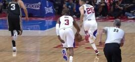 Les Clippers très inquiets au sujet de la blessure de Chris Paul
