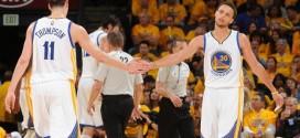 Stephen Curry : « On a beaucoup appris ensemble ces 3-4 dernières années »